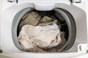 洗濯機に入れてはいけないもの