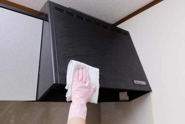 換気扇の清掃